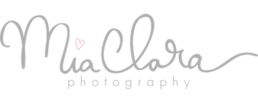 Mia Clara Photography Blog logo